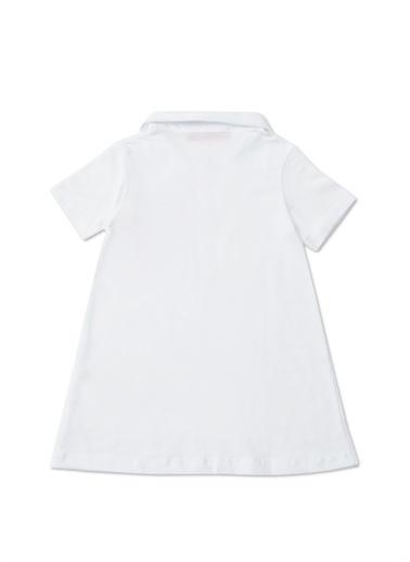 Agatha Ruiz de la Prada Elbise Beyaz